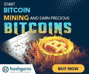 Hashgains- Bitcoin Mining Company